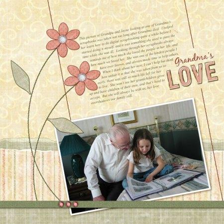 Grandma\'s Love