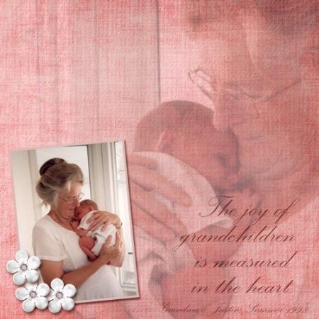 The Joy of Grandchildren